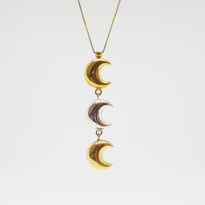 Collana Da Donna Lune Oro ELO0210OREF