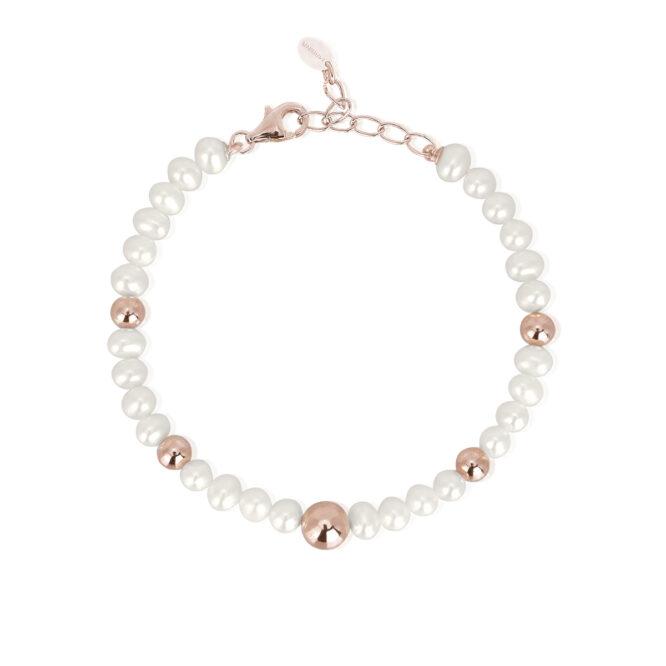Bracciale Mabina Gioielli 533299 Perle E Sfere