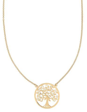 Collana Da Donna Albero Della Vita Oro Giallo ELO0312OREF
