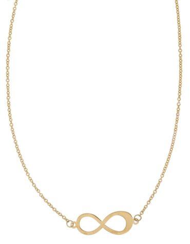 Collana Da Donna Infinito Oro Giallo ELO0319OREF