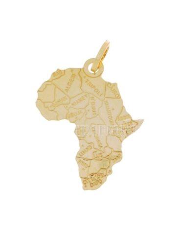 Ciondolo Africa Oro Giallo 750% ELO0418OREF
