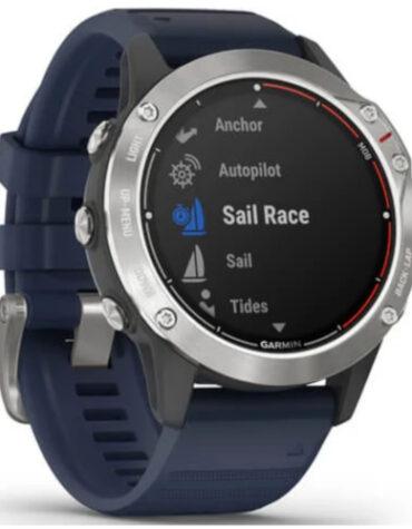 Orologio da polso Smartwatch Garmin Quatix 6 010-02158-91