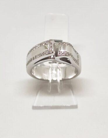 Anello Bruni Bossio M2216 Fantasia Diamanti