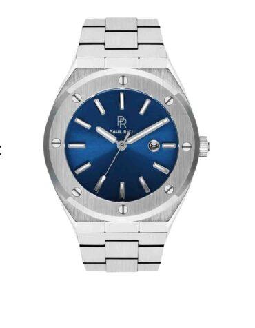 Orologio Da Polso Paul Rich Signature Baron's Blu